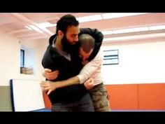 Nick Drossos Teaching How to get out of a Headlock - YouTube
