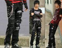 calças rockeiras - Pesquisa do Google