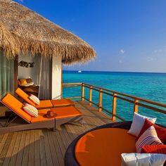 Deck - Velassaru Maldives