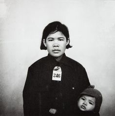 KILLING FIELDS - Photographs from the S-21 death camp.