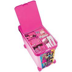 Barbie Dress Up Games, Barbie Sets, Barbie Dolls Diy, Barbie Doll House, Barbie Dream House, Barbie Barbie, Barbie Stuff, Barbie Storage, Doll Storage
