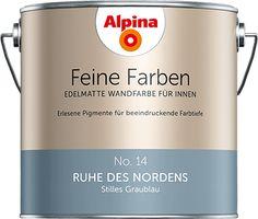 Alpina Feine Farben: Farbkarten bestellen