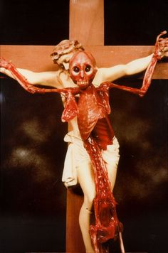 Andres Serrano- Two Christs