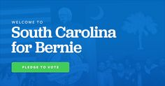 Bernie Sanders is a Democratic candidate for President of the United States with a movement in South Carolina. Join us! #feeltheBern