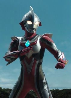 :) Ultraman! Can you dig it, I knew that ya could.
