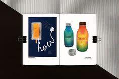 MDX Communication Arts - 2014 Identity by Vivien Lambert, via Behance  Catalogue, Exhibition, Degree Show
