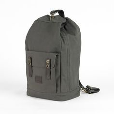 Don't confuse Millican's James the Duffle for another take on the classic stuff sack. This bag is covered in weatherproof cotton, has a side zip for easy packing, features multiple pockets, shoulder straps that can be converted into backpack straps, and has a padded pocket for your laptop.