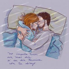 Menciona a ésa persona 💕 . Cute Love Couple, Love Is All, True Love, Romance Quotes, What To Draw, Endless Love, Couple Cartoon, Illustrations, Good Morning Quotes