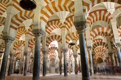 La Mezquita de Córdoba, el Palau de la Música, la Alhambra... Recorrido por el legado histórico español