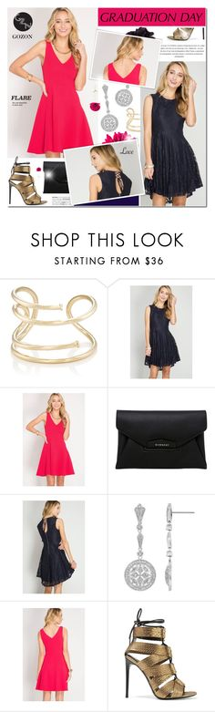 Graduation Day - Gozon 4 by anyasdesigns on Polyvore featuring Tom Ford, Givenchy and Jennifer Fisher