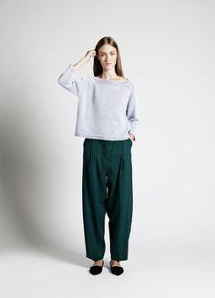 Trendy pants - cute photo