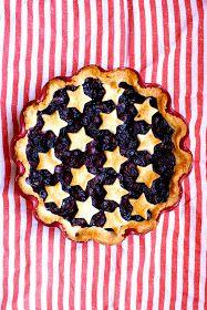 Blueberry Pie + Stars