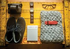 Handmade by lilien Winter & Leather collection for Urban Market 2014-2015 Facebook.com/HandmadeByLilien Hand Crochet, I Shop, Monogram, Michael Kors, Urban, Facebook, Winter, Pattern, Leather