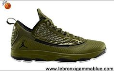 Low Price Jordan CP3.VI AE Squadron Green Black White 580580-301 Shoes Store