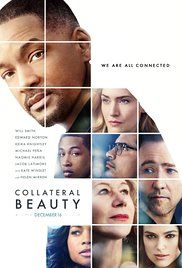 Collateral Beauty poster (Will Smith Edward Norton Keira Knightley Michael Pena Kate Winslet Helen Mirren)