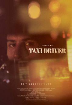 Taxi Driver (1976) directed by: Martin Scorsese starring: Robert De Niro, Cybill Shepherd, Harvey Keitel, Jodie Foster
