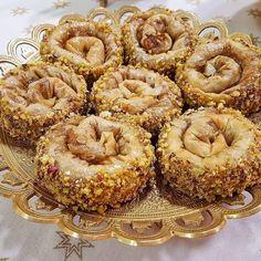 Algerian Recipes, Algerian Food, Arabic Food, Bagel, Doughnut, Cheesecake, Muffin, Sweets, Cooking