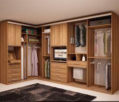 Ideas For Bedroom Wardrobe Storage Design Corner Wardrobe, Wardrobe Design Bedroom, Master Bedroom Closet, Wardrobe Storage, Bedroom Wardrobe, Wardrobe Closet, Bedroom Cupboard Designs, Bedroom Cupboards, Closet Layout
