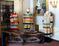Each year, the staff of the James J. Hill House, 240 Summit Avenue, St. Paul, presents a display of historic Winter Carnival memorabilia in the Music Room of the house.  The display coincides with the Winter Carnival in St. Paul, and provides a view into the past, highlighting the involvement of the Hill Family in the Carnival and winter sports activities.