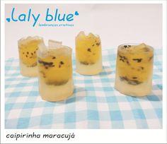 Sabonete caipirinha de maracujá. contatolalyblue@gmail.com www.facebook.com.br/lalybluelembrancascriativas