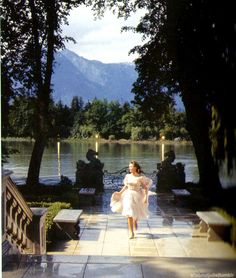 The Sound of Music - filmed at Leopoldskron, Salzburg