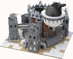 Scratch Building Models.