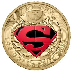 Royal Canadian Mint Reveals Superman Coins Inspired By Classic DC Comics Covers Superman Comic Books, Superman Stuff, Dc Comics, Adventures Of Superman, Canadian Coins, Gold And Silver Coins, Gold Bullion, World Coins, Man Of Steel