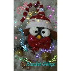 Sevimli ve tombul yeni yıl baykuşum...