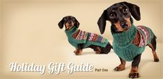 Looking for last minute gift ideas for your dog loving friends and family? How about the perfect present for your pooch? In our two-part CityDog Holiday Gift Guide, we highlight our favorite finds for the special friends in your life, two- and four-legged alike. http://bit.ly/1z4nuau
