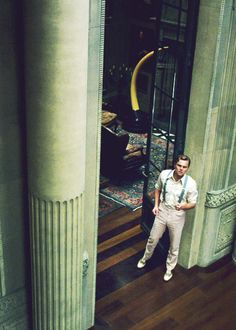 The Great Gatsby - Leonardo DiCaprio (Costume reference)