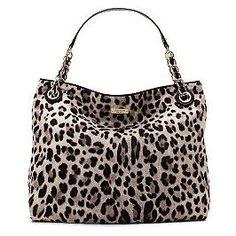 Leopard print purse @katespade on sale today *love*
