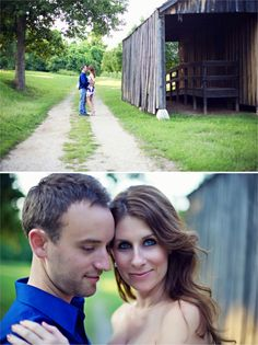 Barn engagement session. Adorabella Photography.