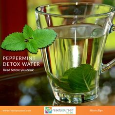 Peppermint, spearmint and wintergreen are some of the most favorite ingredients used in food prep and in some #detox regimen. So you may come to think they are excellent food choices, right? But do you know that they are also naturally high in aluminum? Exposure to high levels of aluminum may result in various health problems like respiratory and neurological diseases.