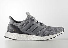 "adidas Ultra Boost 3.0 ""Mystery Grey"" | Sneaker News - Air Jordan, Air Force 1, Air Max, Nike SB, Release Dates & more | Bloglovin'"
