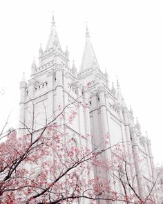 LDS Temple Art