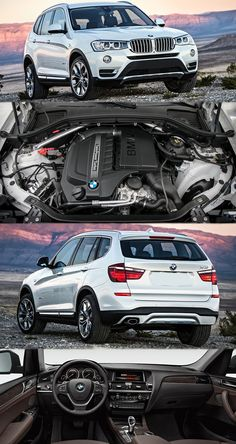 New BMW X3 Offers the 2.0-Litre Four-Cylinder Petrol Engines Click for more: http://www.replacementengines.co.uk/car-md.asp?part=all-bmw-x3-engine&mo_id=1101