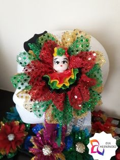 Bows, Wreaths, Halloween, Head Bands, Ideas Party, Costumes, Baby Dolls, Xmas, Hair Combs