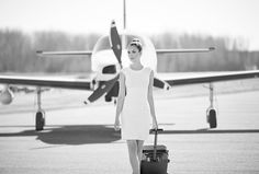 FIG #VOYAGE #madeincanada #travelwear #montreal #airport #travel #dress #fashion #airplane #model #figclothing http://www.figclothing.com/en/collections/voyage/
