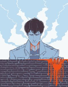 Somebody will have to stain their hands with blood - Bertolt Hoover | Bertholdt Fubar | Colossal Titan | Shingeki no Kyojin | Attack on Titan | SnK | AoT