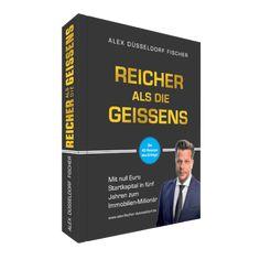 """Bestelle dir jetzt kostenlos das Buch von Alex Fischer """"Reicher als die Geissens"""" und bezahle nur die Produktions- und Versandkosten. Es wird dich begeistern. Alex Fischer, Social Media Marketing Business, Amazon Price, Motivation, Movies And Tv Shows, Book Lovers, Investing, Author, Science"""