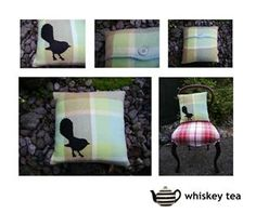 Wool blanket cushion Wool - 5 Ways To Make Money From Home With Fleece Owning wool producing animals Sewing Projects, Projects To Try, Craft Station, Recyle, Diy Cushion, Kiwiana, Cushions, Pillows, Vintage Wool