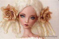 Lillycat Ellana Carmel Skin, Bjd Dolls, Ball Jointed Dolls, Elsa, Disney Characters, Fictional Characters, Disney Princess, Hair Styles, Artist