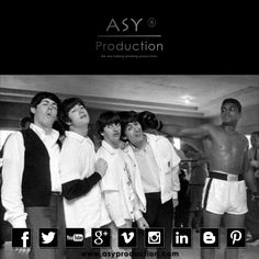 The Beatles & Ali