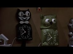En el principio de la película todos los relojes de la casa de Doc dicen que son las 7:53.