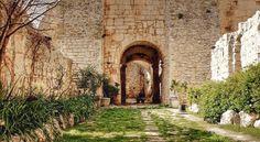Abbazia di Pulsano Gargano Puglia, Italy