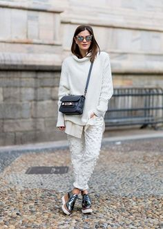 b6852dbd7847 All the Best Street Style from Milan Fashion Week 2016    Fashion Trends     Style