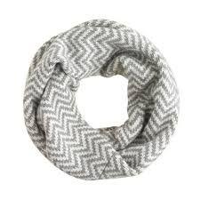 j crew infinity scarf - it has a twist!