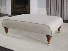 Ottoman footstool in Natural Flax £215  http://www.sofa.com/shop/sofas/footstools/ottoman-footstool/#150-LINWHI-0-0