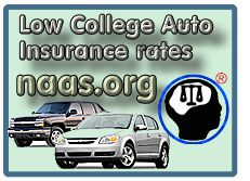 Cheap College Auto Insurance: How to combine scholarships with auto quotes. A guide to negotiate cheap college auto insurance for college students, and combining scholarships with insurance rate quotes. http://www.naas.org/scholarship/financial-aid/college-auto-insurance/ #collegeautoinsurance