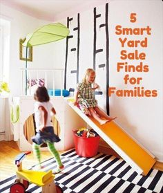 Five Money-Saving Purchases You Can Snatch For Your Family While Yard Sale-ing